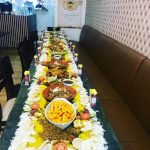boodle meal set up