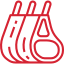 chop red icon